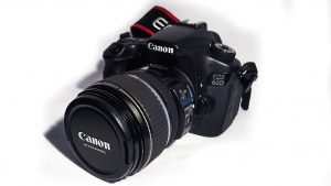 Canon EOS 60D mit EF-S 17-85mm