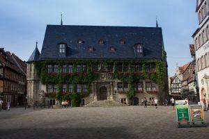 Rathaus der Stadt Quedlinburg