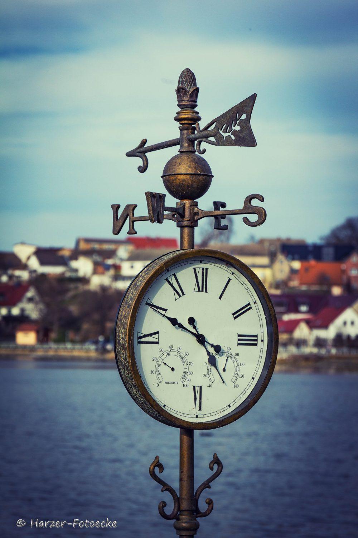 Uhr am Süßen See